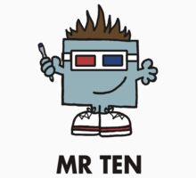 Mr Ten by carrieclarke