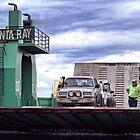 Island Ferry by V1mage