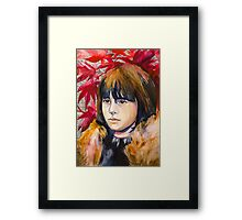 Game of Thrones- Bran Stark Framed Print