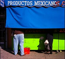 Productos Mexicanos by Patrick T. Power