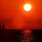 Key West Sunset by jlv-