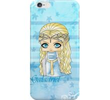 Chibi Galadriel iPhone Case/Skin
