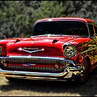 57 Chevy by Bill Gorman