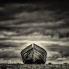The Lone Boat by Ian Hufton