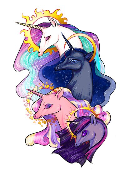 Royal Horns by GreatWhiteFork