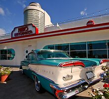 Auto Diner by dlhedberg