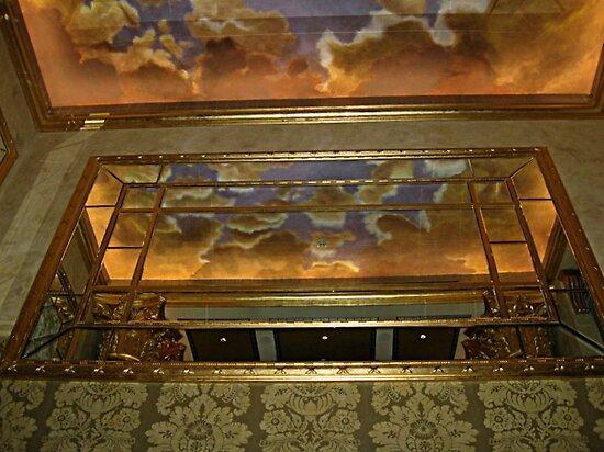 Ceiling Reflections, The Venetian, Garfield NJ by Jane Neill-Hancock