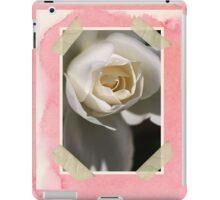 Congratulations - White Rose iPad Case/Skin