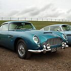 DB5 Superleggera by Gutesdesignist