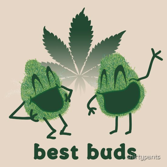 Best Buds T-Shirts & Hoodies