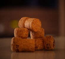 A Cork Collection by Nic Rollo