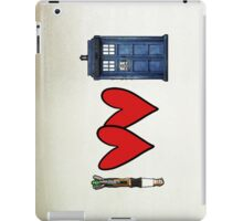 I love Doctor Who iPad Case/Skin