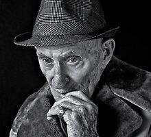 Johnie C the man by Jeffrey  Sinnock