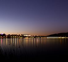 Canberra Reflections by rlphotog