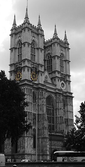 Westminster Abbey by AlisonOneL