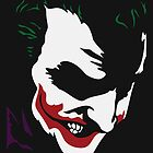 Joker Smile Batman The Dark Knight Rises by metroemporium