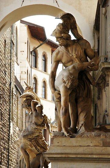 Sculpture Garden, Florence by AlisonOneL