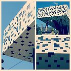 Punch Card Retro by artkitecture