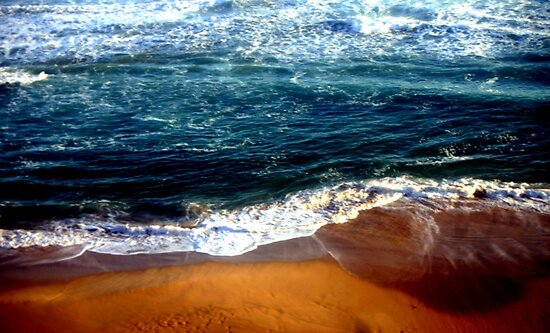 Our Oceans by Chris Chalk