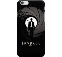Skyfall James Bond 007 iPhone Case/Skin