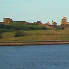 Coastal castle by missycullen