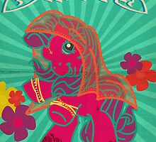 Bollywood Pony by Cadaveroux