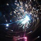 Effervescence - Fire Spiral by rennaisance