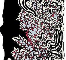 Dissolve Abstract 5 by Sarah Mattock