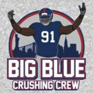 "VICTRS ""Big Blue Crushing Crew"" by Victorious"