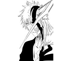 Bleach: Ichigo Hollow by darkcloud57