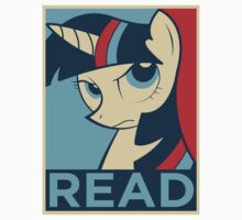 Vote Twilight Sparkle - Read by STGaming