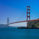 The Golden Gate by Yukondick