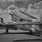 Ju52 - Duxford - HDR by Colin J Williams Photography
