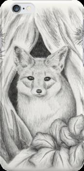 Desert Fox by jkartlife