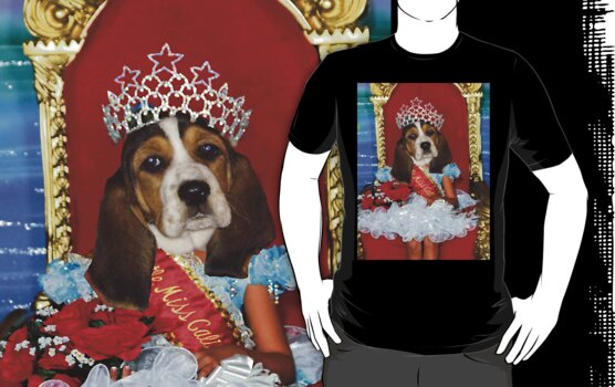 Pageant winning Basset by pateabag