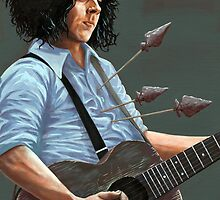Blue Blood Blues by Brian DeYoung