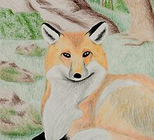Red Fox by jkartlife