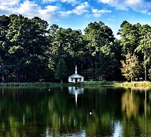 Little Chapel, Brewton-Parker College by doycave