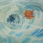 Floating Autumn by Vandy Massey
