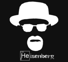 Heisenberg White by nosnia