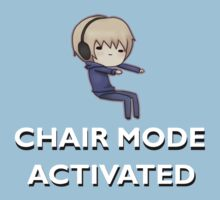 Chair Mode: Activated!~ by ImagineGreater