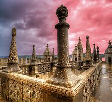 Tower of Belem by manateevoyager