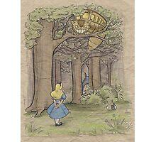 My Neighbor in Wonderland Photographic Print