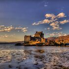  Eilean Donan Castle by derekbeattie