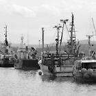 Fishing Boats by Paul Major