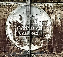 Canadian National by Valerie Rosen