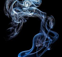 Smoke And Genies. by Nick Egglington