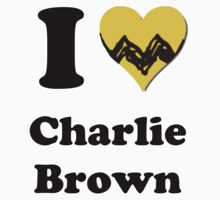 I Heart Charlie Brown  by HighDesign