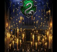 Slytherin 7 by Serdd