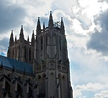 Washington Cathedral by TheMathTeacher